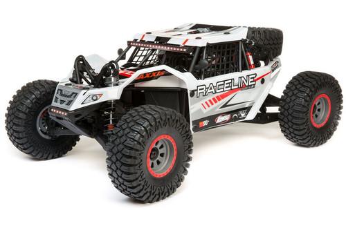Losi 1/6 Raceline Super Rock Rey 4WD 8S Brushless Rock Racer w/AVC