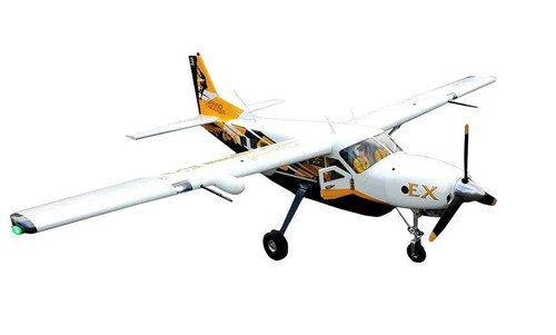 Seagull Models NEW 2021 Cessna 208 Grand Caravan EX 85in ARF