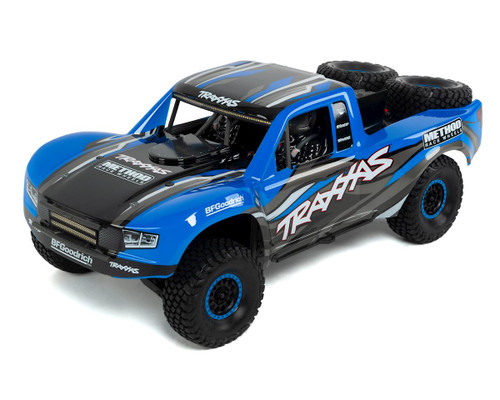 Traxxas Unlimited Desert Racer 4WD Electric Race Truck w/Lights TRX