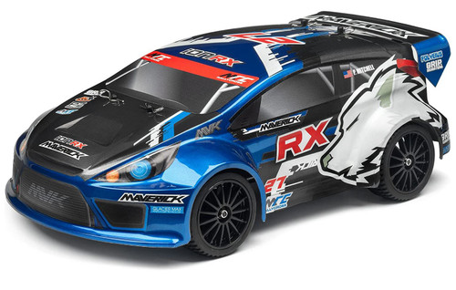 Maverick 1/18 Ion RX RTR Rally Car w/Batt & Charger