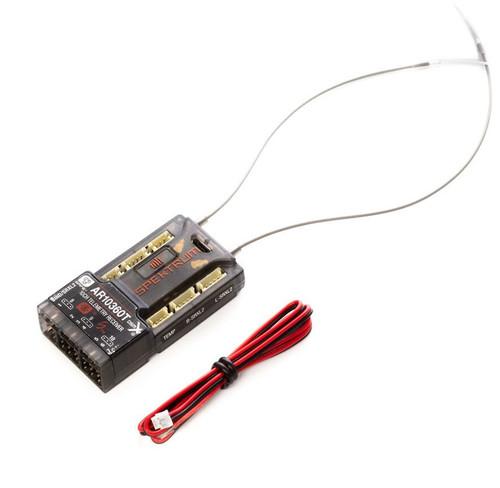 Spektrum AR10360T DSMX 10-Channel AS3X & SAFE Telemtry Receiver
