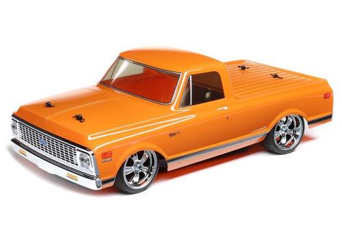 Losi 1/10 1972 C10 Pickup Truck V100 AWD RTR Orange