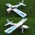 "Freewing - Pandora 4-in-1 Blue 1400mm (55"") Wingspan PNP"