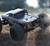 Arrma 1/8 Outcast 6S 4WD BLX Stunt Truck Silver