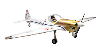 Seagull SEA140 Silence Twister (W R/Tracts) Sport/Scale RC Plane