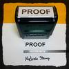 Proof Stamp Black Ink Large