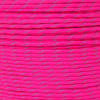 Neon Pink - 550 Paracord with Reflective Tracers