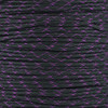 Black w/ Acid Purple X - 550 Paracord