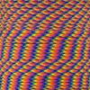 Kaleidoscope - 550 Paracord - 100 Feet
