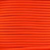 1/4in Parachute Cord - Neon Orange Para-Max