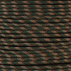 1/4in Parachute Cord - Woodland Camo Para-Max