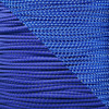 Electric Blue - 1/8 Shock Cord with Reflective Tracers