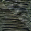 Olive Drab - 1/8 Shock Cord with Reflective Tracers