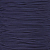 Federal Standard Navy Blue - 1/16 Elastic Cord