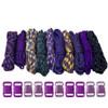 Purple - Combo Kit (Paracord & Buckles)