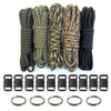 Ammo Camo - Combo Kit (Paracord - Buckles - Rings)