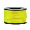 Neon Yellow Nano Cord - 300 Feet