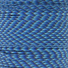 Blue Blend - 550 Paracord - 100 Feet