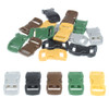 """Earth 3/8"""" Buckles - 20 Pack - 2"""
