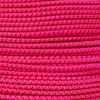 Neon Pink with Black X - 3/16 inch Shock Cord