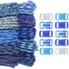 Icy Cold - Combo Kit (Paracord & Buckles)