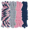 """1/4"""" Twisted Cotton Rope Kit - Dusty - 40'"""