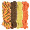 "1/4"" Twisted Cotton Rope Kit - Fall - 40'"