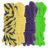 "1/4"" Twisted Cotton Rope Kit - Tootie Fruity - 40'"