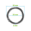 Spring Gate O-Ring - Size