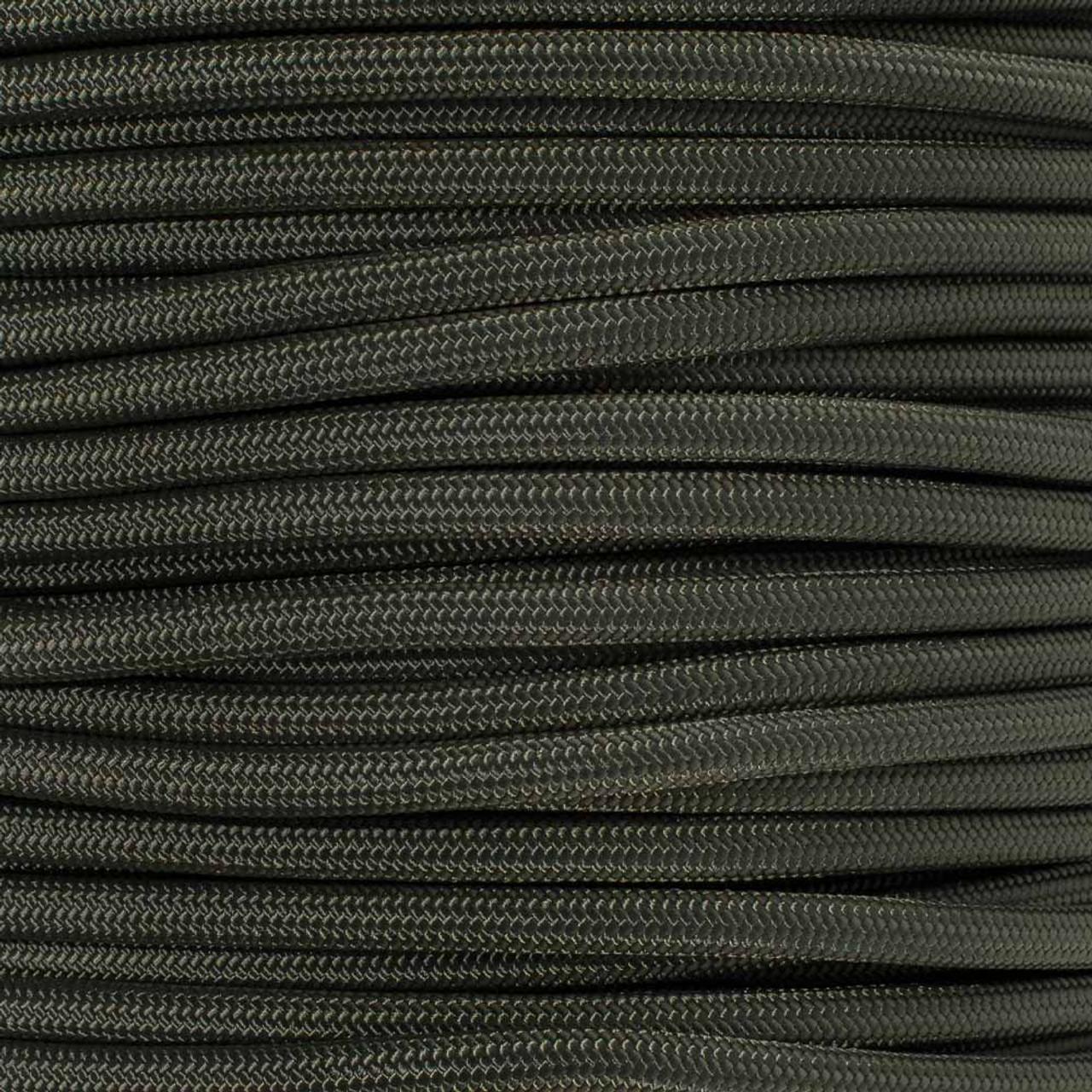 Nguyên bản màu olive Paracord