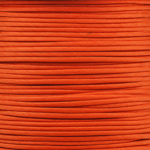 International Orange - 550 Paracord