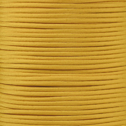 Paracord 550 - Yellow