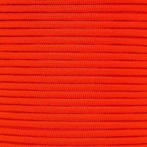 Orange - 550 Paracord