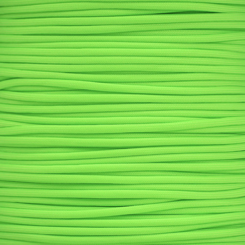 Neon Green - 550 Paracord