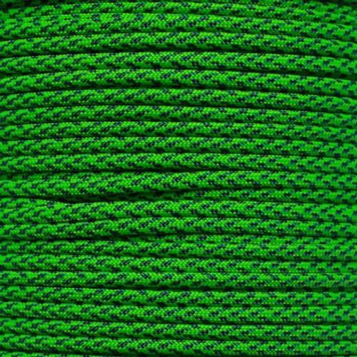 Green Speck Camo - 550 Paracord