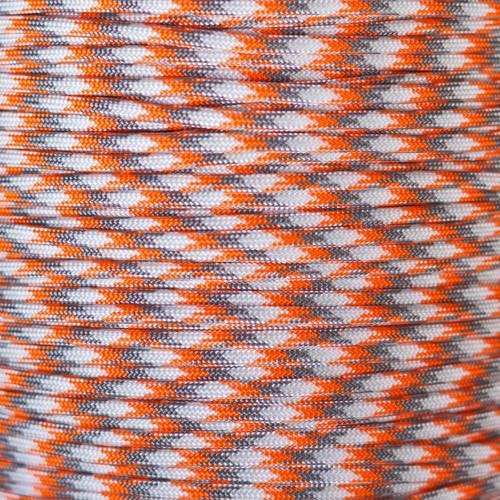 Orange Camo - 550 Paracord