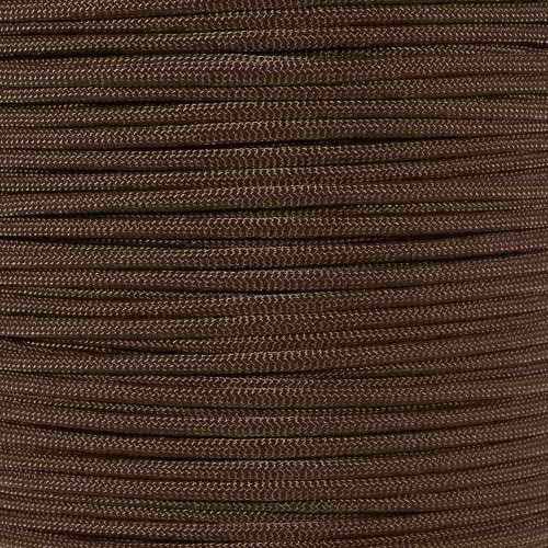 Acid Brown - 550 Paracord - 100 Feet