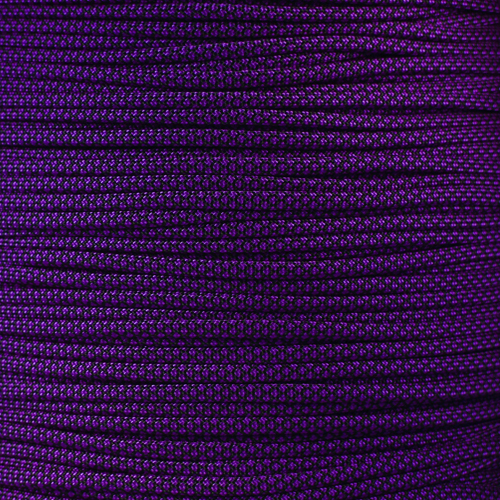 Acid Purple Diamond - 550 Paracord - 100 Feet