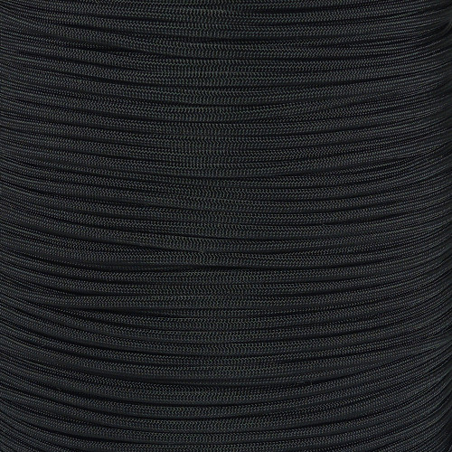Black - 550 Paracord - 100 Feet