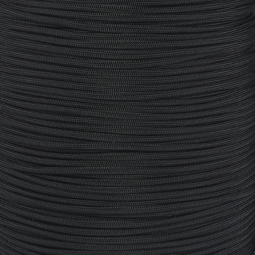 Black - 550 Paracord - 100 Feet