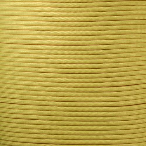 Canary Yellow - 550 Paracord - 100 Feet