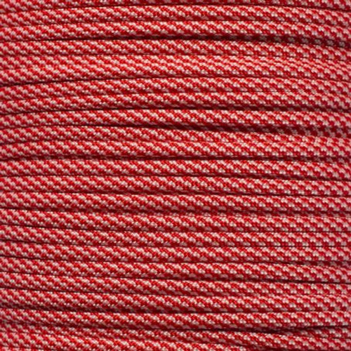 Candy Cane - 550 Paracord - 100 Feet