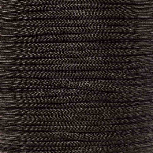 Dark Brown - 550 Paracord - 100 Feet