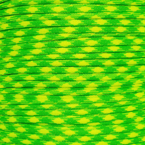 Dayglow - 550 Paracord - 100 Feet