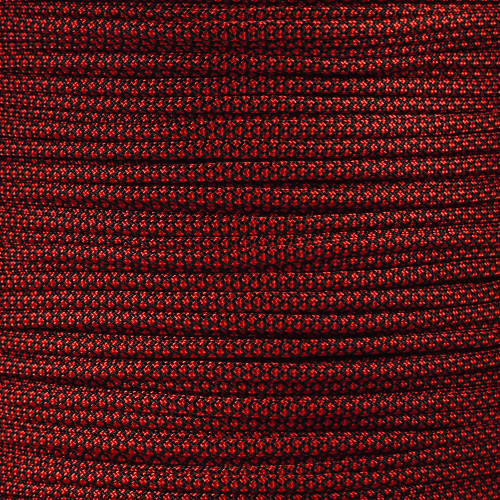 Imperial Red Diamond - 550 Paracord - 100 Feet