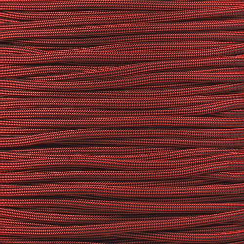 Licorice - 550 Paracord - 100 Feet