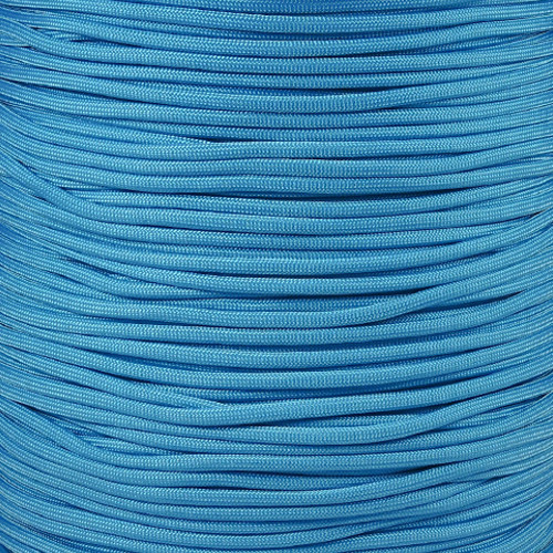 Neon Turquoise - 550 Paracord - 100 Feet