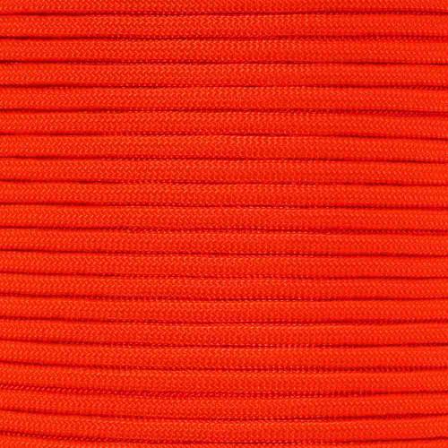 Orange - 550 Paracord - 100 Feet
