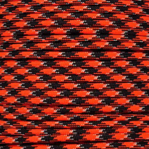 Orange You Happy - 550 Paracord - 100 Feet