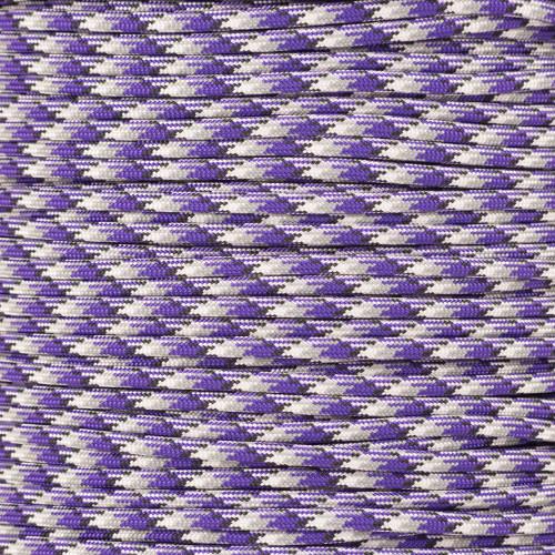 Plasma Purple - 550 Paracord - 100 Feet